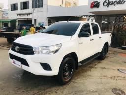 Hilux Cd 2.8 4x4 Diesel Manual 2019 - 2019