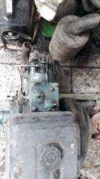 Motor marítimo yanmar 7.5 hp com reversor veleiro bote barco