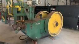 Briquetadeira de biomassa Biomax B85-210