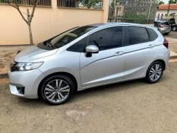 Honda Fit EX 1.5 2015 Automático - Bem a Baixo da Fipe - Placa A - Particular - 2015