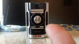 Mini System Sony modelo MHC EC 55