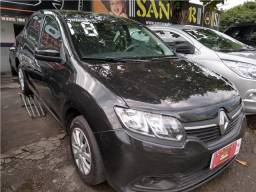 Renault Logan 1.6 16v sce flex expression manual - 2018