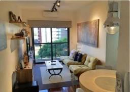 Apartamento com 2 dormitórios à venda, 65 m² por r$ 585.000 - cambuí - campinas/sp