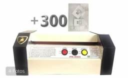 Máquina de plastificar documentos