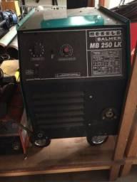 Máquina de solda Merkle Balmer MB 250 LK