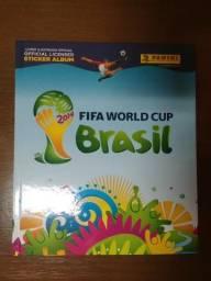 Álbum Copa do Mundo 2014 Fifa Panini