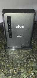 Roteador wi-fi 4 g de chip