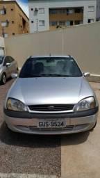 Fiesta 1.0 GL 00/01 Zetec Rocan Econômico IPVA 2020 de graça - 2001