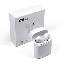 Entrega Grátis * Fone Bluetooth Earpods i7 Mini Tws * Chame no Whats