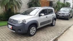 Fiat-Uno Way 1.4 completo 2011 apenas 49.000 km - 2011