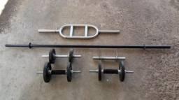 Barras Musculação