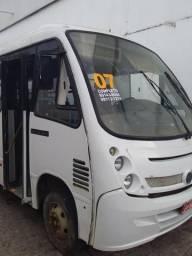 Microonibus M.benz 812 2007 - 2007