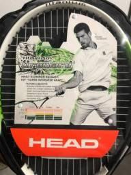 Raquete Tênis Profissional - HEAD