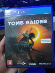 V. ou Troco Jogo Shadow of the Tomb Raider Dublado para PS4