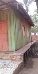 Casa de madeira (no Nacional)