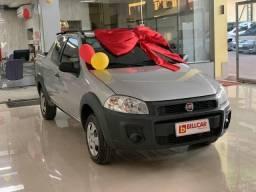 Fiat Strada Working HARD 1.4 Fire Flex 8V CD - 2018