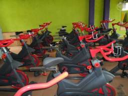 Bicicleta de Spinning Total Health - Total X Protection