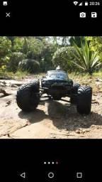 Monster truck carrinho controle remoto