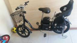 Bicicleta elétrica - LEV