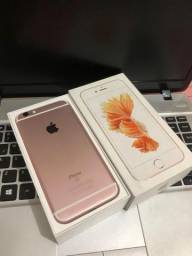 IPhone 6s Rose 32 Gigabytes, Anatel, Garantia Apple (7 meses)