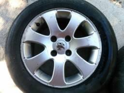Rodas 15 de Peugeot