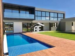 Casa nova no condomínio Laguna em Marechal Deodoro - 4 suítes sendo 1 master
