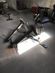Maquinas de musculação