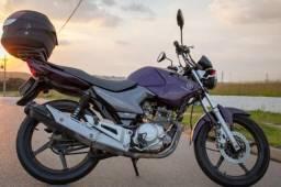 Yamaha Ybr 125 ED Factor 2010 ótima conservação 20800km - 2010