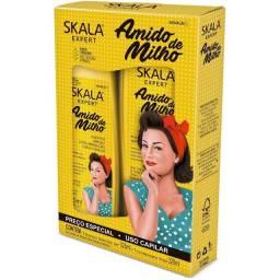 Kit Skala Amido De Milho Shampoo + Condicionador 325ml