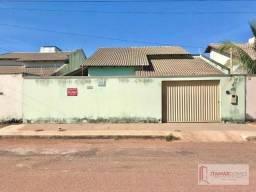 Casa com 3 quartos sendo 1 suíte para locação por R$ 1.000/mês - Setor Aeroporto - Gurupi/