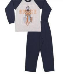 Pijama infantil menino 4 anos