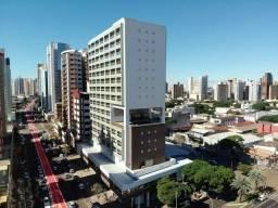 Apartamento para alugar com 1 dormitórios em Zona 01, Maringá cod:AP1631_ANDS