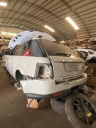 Sucata para retirada de peças- range Rover Sport