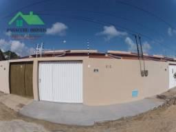 Linda casa grande do lado da sombra nas carlotas em Paracuru