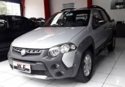 Fiat strada 1.8 mpi adventure cd 16v - 2013