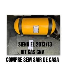 Siena EL 2013 com KIT GÁS 1.0 Completo Ótima Oportunidade - 2013
