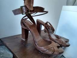 Sandália Espaço fashion