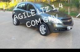 Agile ltz com GNV