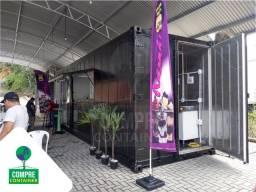 Cozinha em Container Reefer 15m²