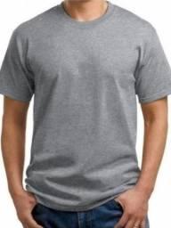 Kit 10 Camisetas Básicas 100% Algodão - Tamanho M