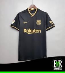 Camisa Nike Barcelona Away 20/21