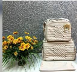 Kit de bolsa com trocador!!