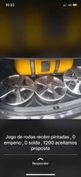 Roda do Corolla 2014