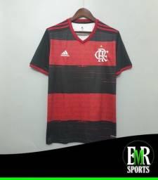 Camisa Adidas Flamengo Home - 2020