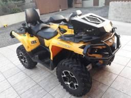 Quadriciclo 650 xt max