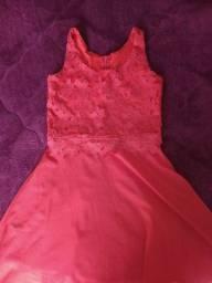 Desapego Vestido Vermelho