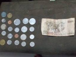 Vendo moedas antigas por R$:800