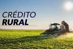 Tratores Retroescavadeira e Crédito Rural.