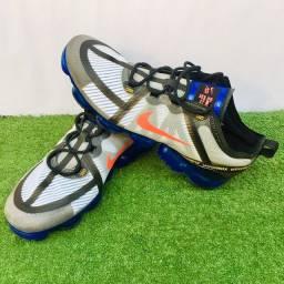Nike Air vapormax ?Black Hyper Blue?