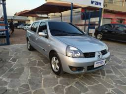 Clio Sedan 1.6 privilege Completo ano 2006